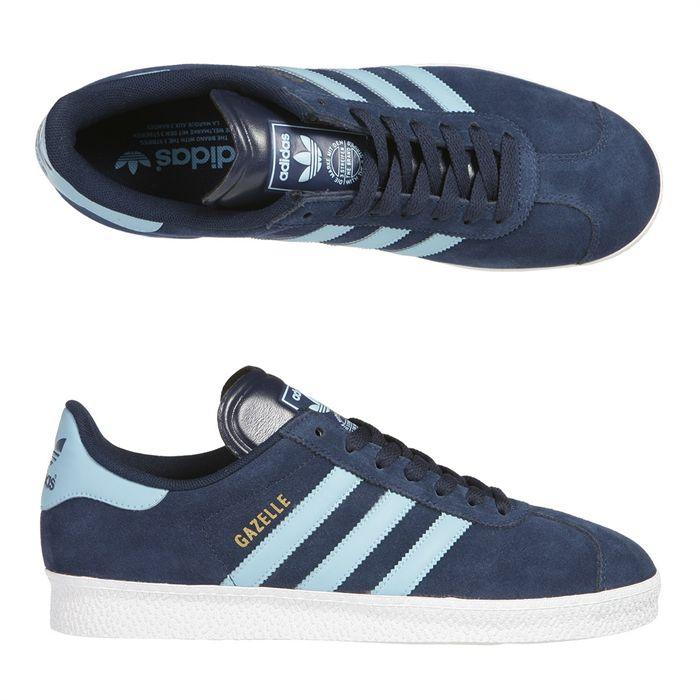 adidas gazelle bleu marine solde