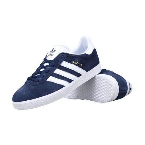 adidas gazelle bleu junior