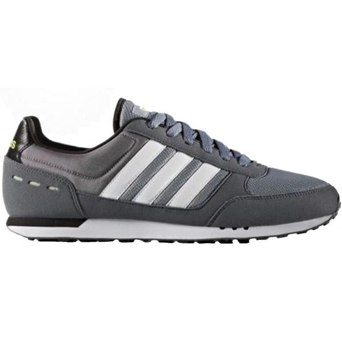 adidas neo city gris
