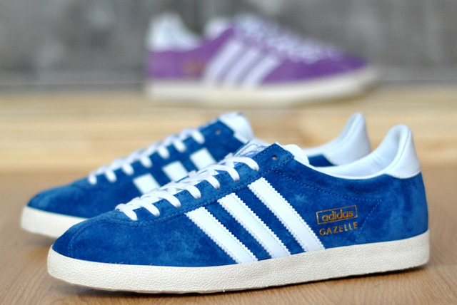 adidas gazelle bleu homme pas cher