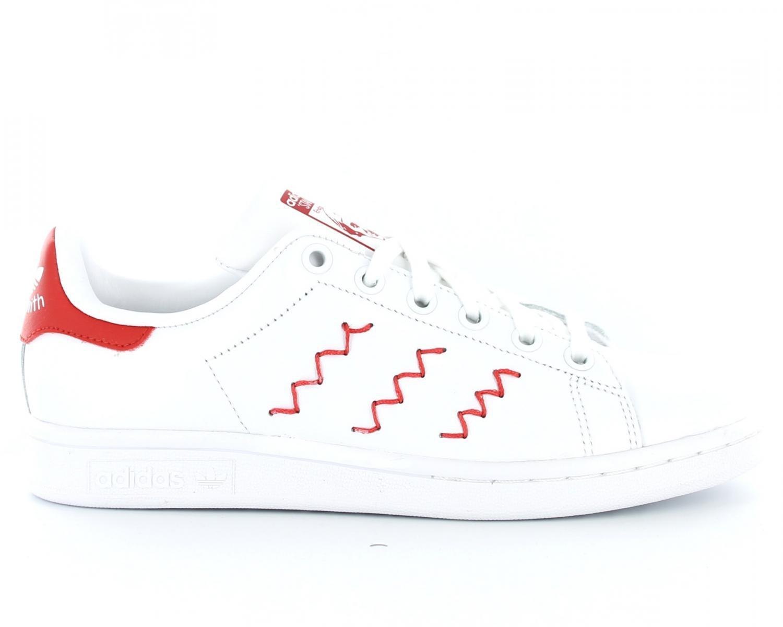 prix d'usine b7f2a d9015 get adidas stan smith rouge zig zag 1d0a8 c0d70