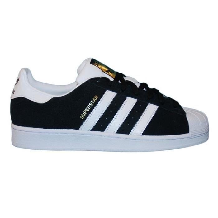adidas superstar noir et blanc