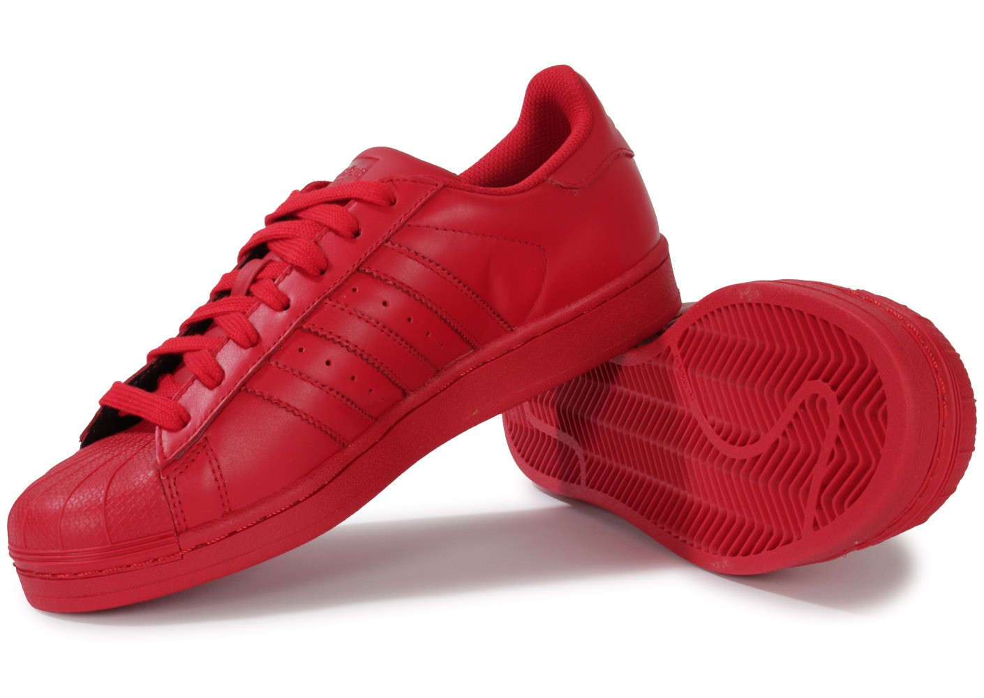 adidas superstar rouge glossy