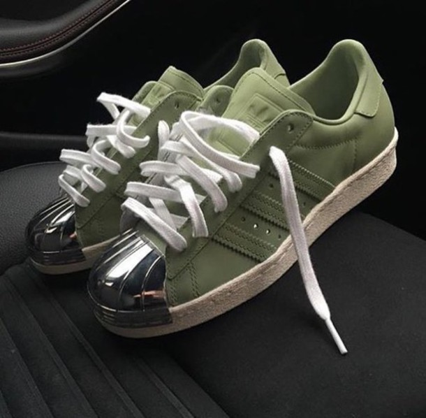 adidas superstar vert kaki femme allow project.eu
