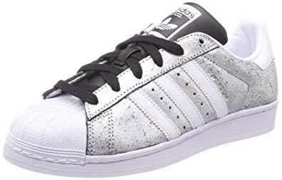 adidas superstar w chaussures blanc argent - www.allow-project.eu
