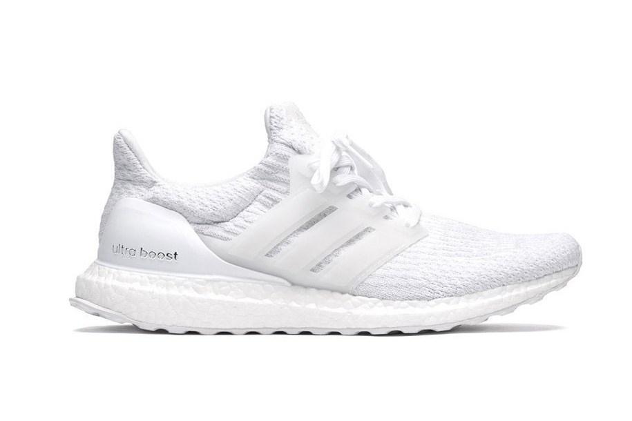 adidas ultra boost blanche