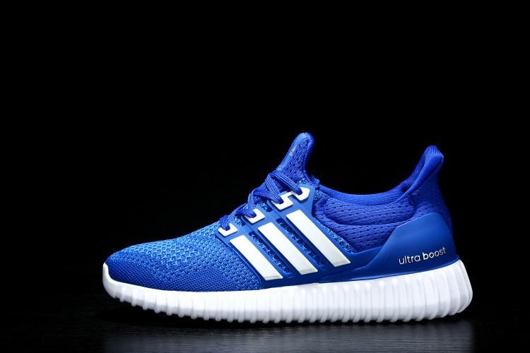 adidas ultra boost bleu blanc rouge