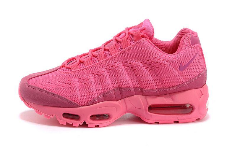 air max 95 fille rose
