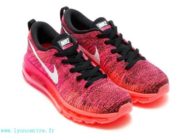 nike air max flyknit femme