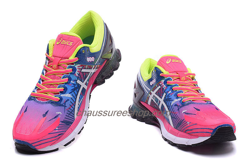 big sale outlet store 2018 sneakers asics kinsei 6 rose homme - www.allow-project.eu