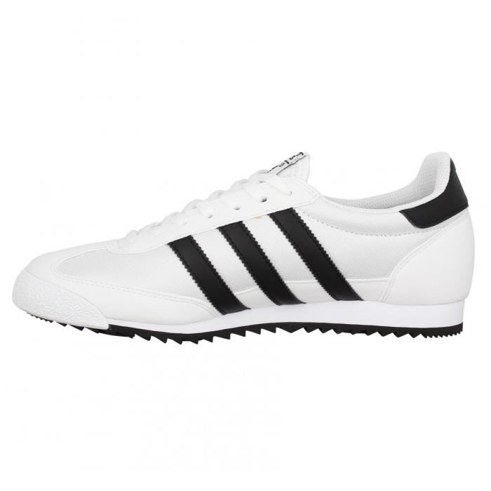 adidas dragons homme blanche