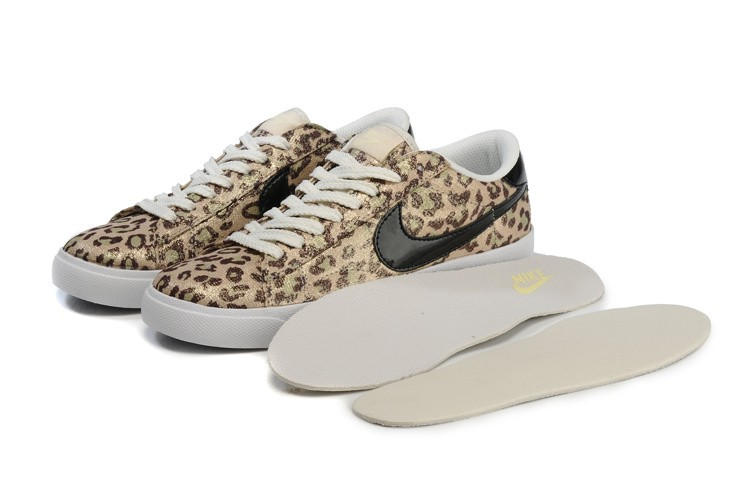 basket nike leopard femme
