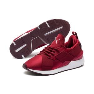 basket femme rouge puma