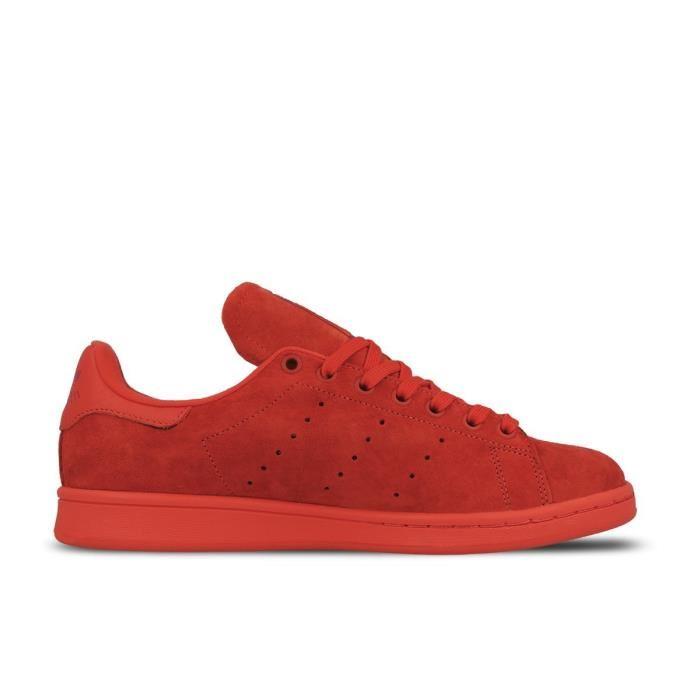 basket adidas rouge femme