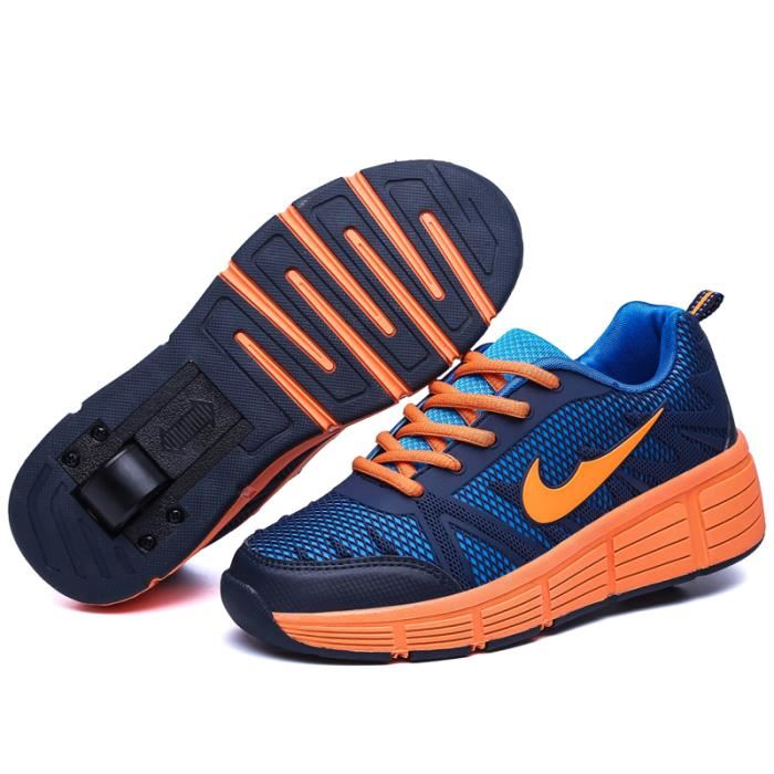 chaussures homme avec roulette nike