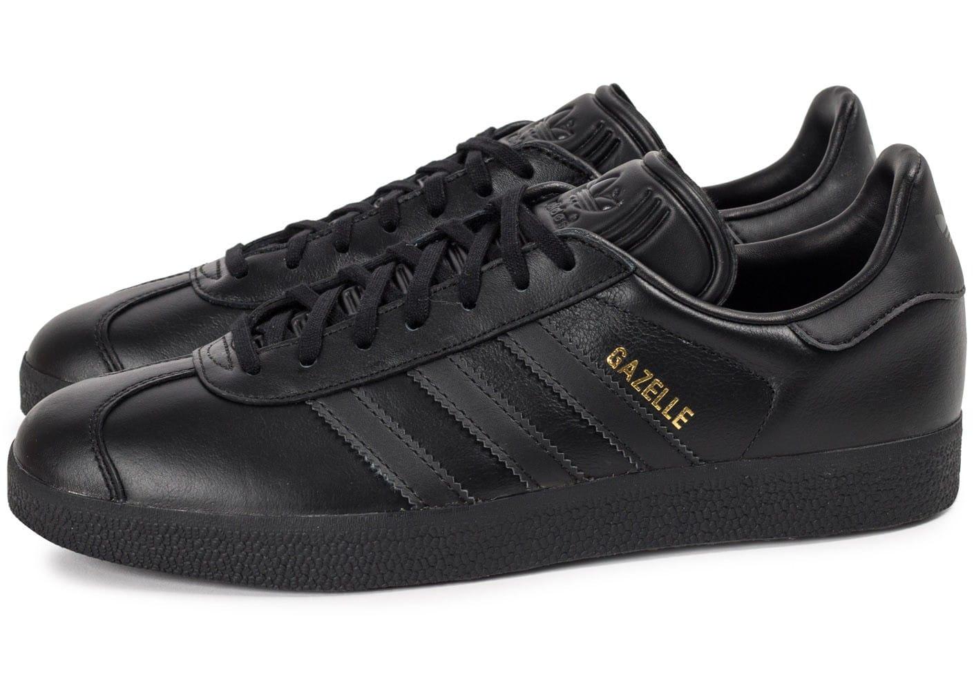 sneaker adidas cuir homme