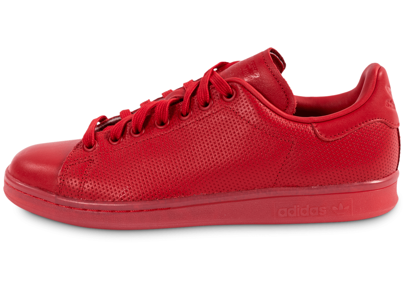 chaussure adidas stan smith rouge