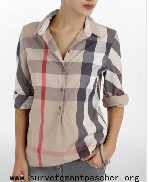 chemise burberry pas cher femme - www.allow-project.eu c7d512465ef