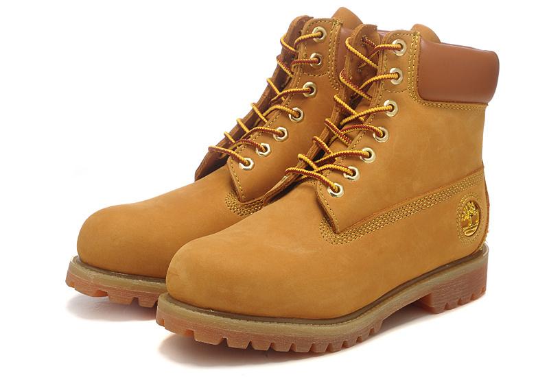 chaussure imitation timberland femme