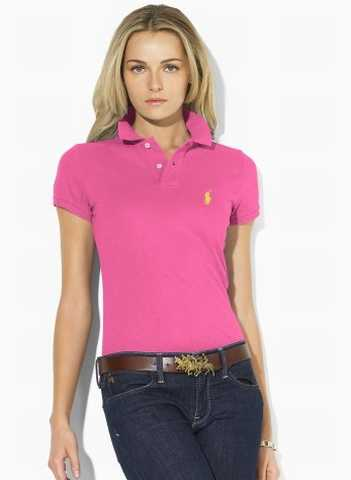 polo ralph lauren pas cher femme rose - www.allow-project.eu
