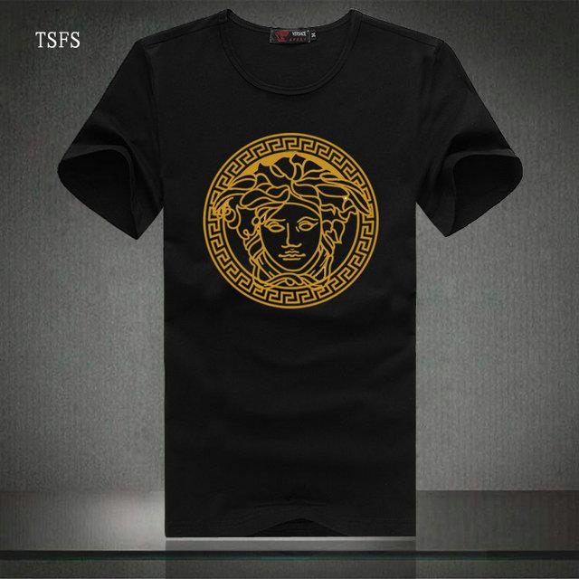 Bienvenue à acheter tee shirt homme versace pas cher véritable pas cher en  ligne avec un faible prix possible. Plus de commandes, plus de remises, ... f75ac452727